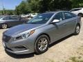 Hyundai Sonata SE Shale Gray Metallic photo #7