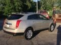 Cadillac SRX Luxury AWD Silver Coast Metallic photo #4