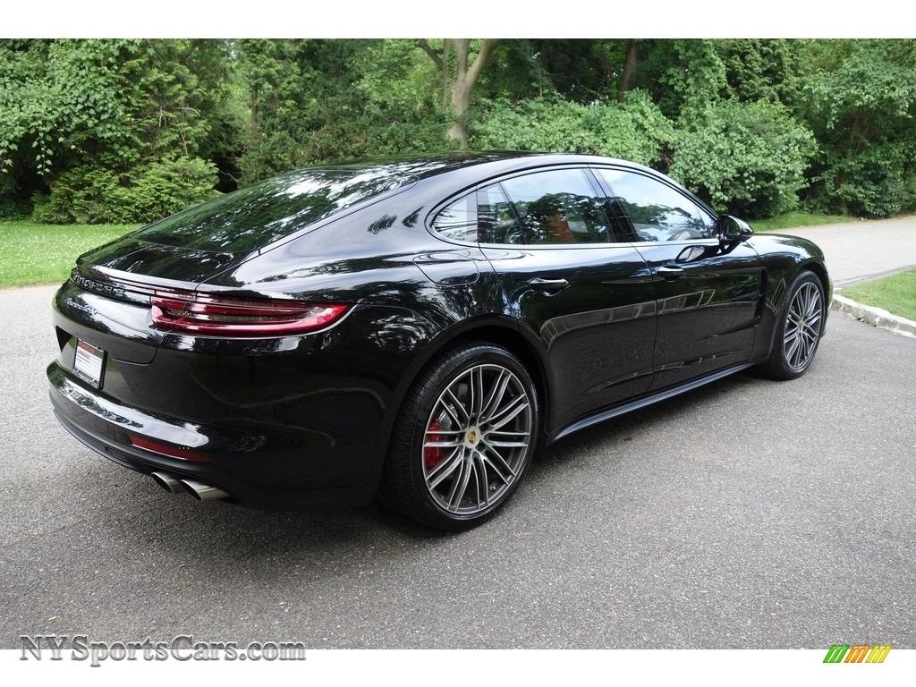 2017 Porsche Panamera Turbo In Jet Black Metallic Photo 6 151187 Nysportscars Com Cars For Sale In New York