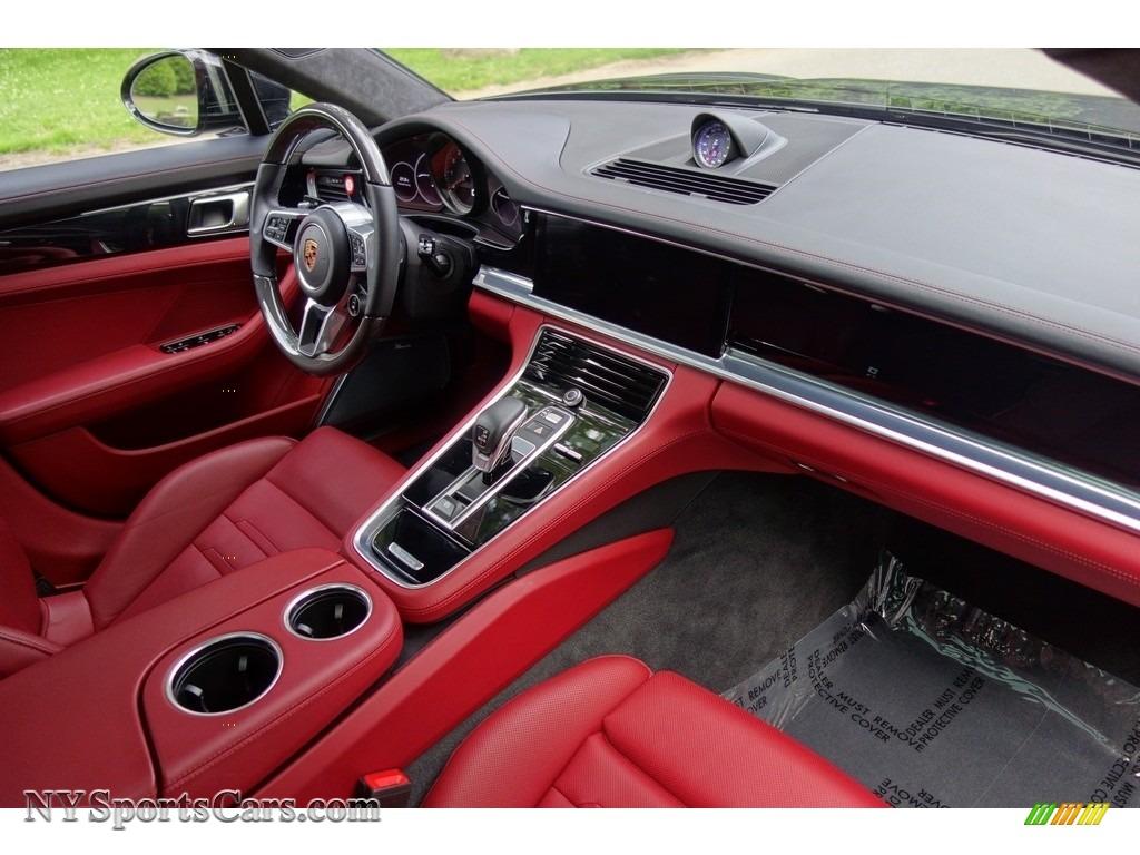 2017 Porsche Panamera Turbo In Jet Black Metallic Photo 15 151187 Nysportscars Com Cars For Sale In New York