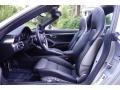 Porsche 911 Targa 4S GT Silver Metallic photo #12