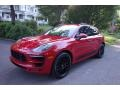Porsche Macan GTS Carmine Red photo #1