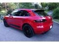 Porsche Macan GTS Carmine Red photo #4
