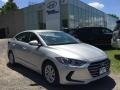 Hyundai Elantra SE Silver photo #1