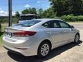 Hyundai Elantra SE Silver photo #4