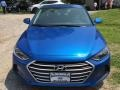 Hyundai Elantra SE Electric Blue photo #2