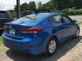 Hyundai Elantra SE Electric Blue photo #4