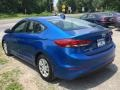 Hyundai Elantra SE Electric Blue photo #6