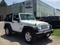 Jeep Wrangler Sport Bright White photo #1