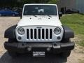 Jeep Wrangler Sport Bright White photo #2
