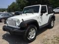 Jeep Wrangler Sport Bright White photo #7