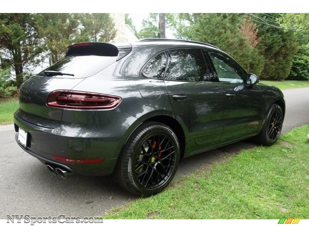 2018 Porsche Macan Gts In Volcano Grey Metallic Photo 4 B64487 Nysportscars Com Cars For Sale In New York