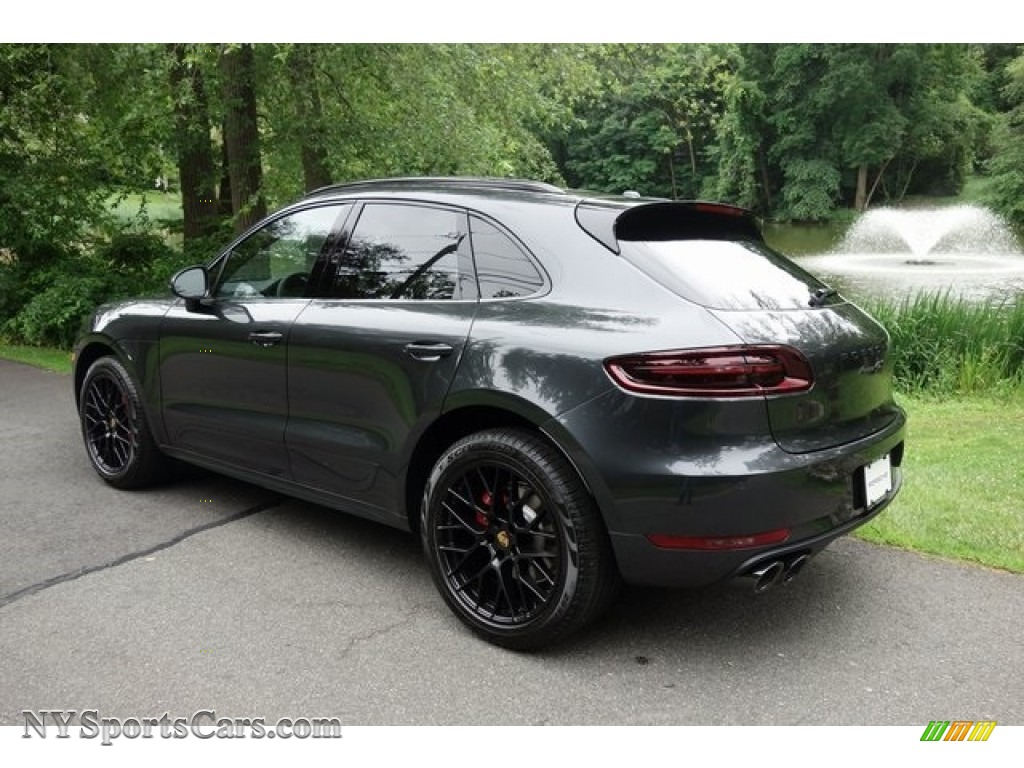 2018 Porsche Macan Gts In Volcano Grey Metallic Photo 6
