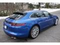 Porsche Panamera Turbo Sport Turismo Sapphire Blue Metallic photo #7