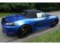 Porsche 718 Boxster S Sapphire Blue Metallic photo #4