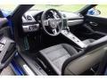 Porsche 718 Boxster S Sapphire Blue Metallic photo #16