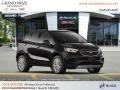 Buick Encore Preferred AWD Ebony Twilight Metallic photo #4