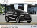 Buick Encore Preferred II AWD Ebony Twilight Metallic photo #4