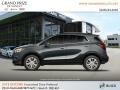 Buick Encore Preferred Graphite Gray Metallic photo #2