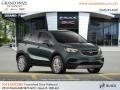 Buick Encore Preferred Graphite Gray Metallic photo #4