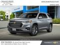 Chevrolet Traverse High Country AWD Satin Steel Metallic photo #1