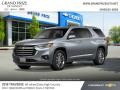 Chevrolet Traverse High Country AWD Satin Steel Metallic photo #2