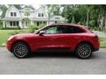 Porsche Macan S Carmine Red photo #7
