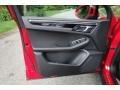 Porsche Macan S Carmine Red photo #11