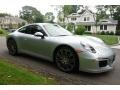 Porsche 911 Carrera S Coupe Rhodium Silver Metallic photo #8