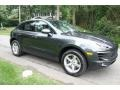Porsche Macan  Agate Grey Metallic photo #1