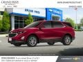 Chevrolet Equinox LT Cajun Red Tintcoat photo #2
