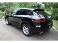 Porsche Macan  Black photo #4