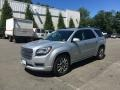 GMC Acadia Denali AWD Champagne Silver Metallic photo #3