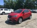 Buick Encore Preferred Winterberry Red Metallic photo #3
