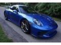Porsche 911 GT3 Sapphire Blue Metallic photo #8