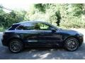 Porsche Macan S Night Blue Metallic photo #3