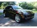 Porsche Macan S Mahogany Metallic photo #1