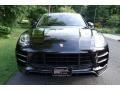 Porsche Macan Turbo Black photo #2