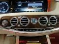 Mercedes-Benz S 550 4MATIC Sedan Verde Brook Metallic photo #27