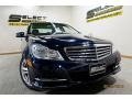 Mercedes-Benz C 300 4Matic Luxury Lunar Blue Metallic photo #5