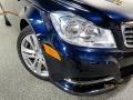 Mercedes-Benz C 300 4Matic Luxury Lunar Blue Metallic photo #7