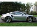 Porsche 911 Turbo Coupe GT Silver Metallic photo #7