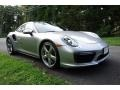 Porsche 911 Turbo Coupe GT Silver Metallic photo #8