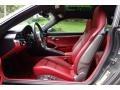 Porsche 911 Turbo Coupe Agate Grey Metallic photo #12