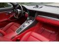 Porsche 911 Turbo Coupe Agate Grey Metallic photo #13