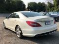 Mercedes-Benz CLS 550 4Matic Coupe Diamond White Metallic photo #5