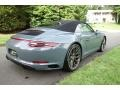 Porsche 911 Carrera 4S Cabriolet Graphite Blue Metallic photo #6