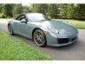Porsche 911 Carrera 4S Cabriolet Graphite Blue Metallic photo #8