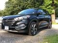 Hyundai Tucson Limited AWD Black Noir Pearl photo #7