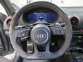 Audi RS 3 quattro Sedan Nardo Gray photo #28